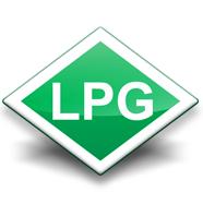 LPG označenie